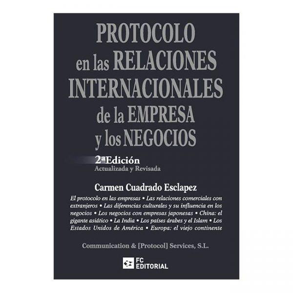 Protocolo en las relaciones internacionales de la empresa y los negocios