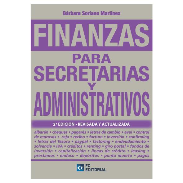Finanzas para secretarias y administrativos