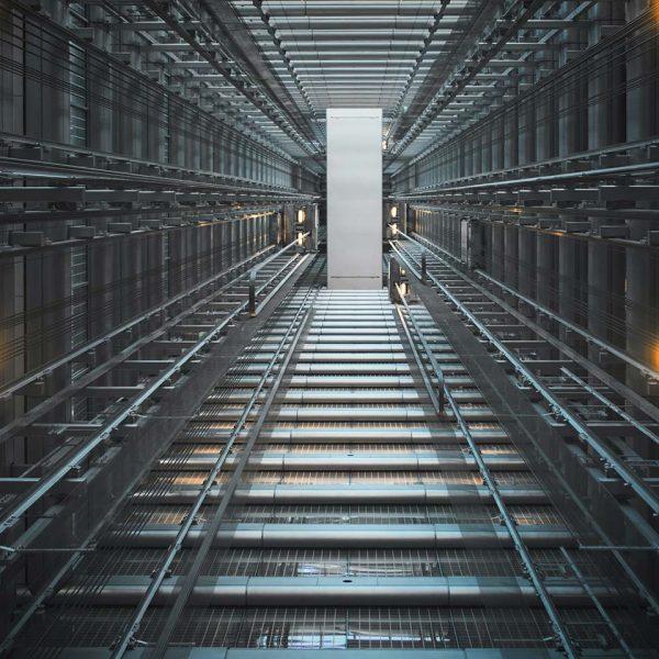 C.17 Trabajos de mantenimiento, reparación e instalación de ascensores