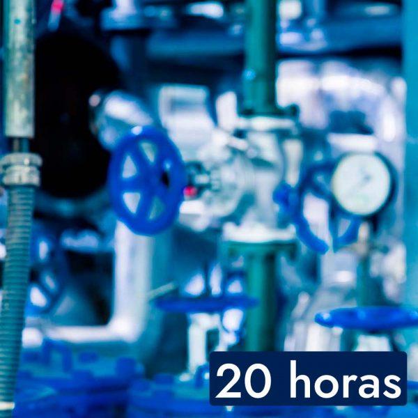 Trabajos en gaseoductos