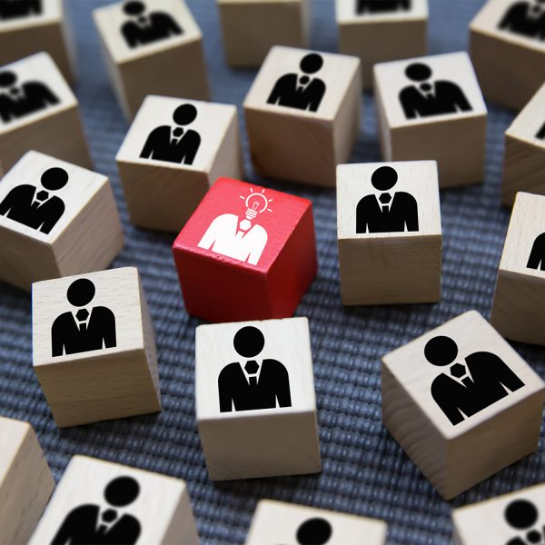 Búsqueda y selección de candidatos en la red