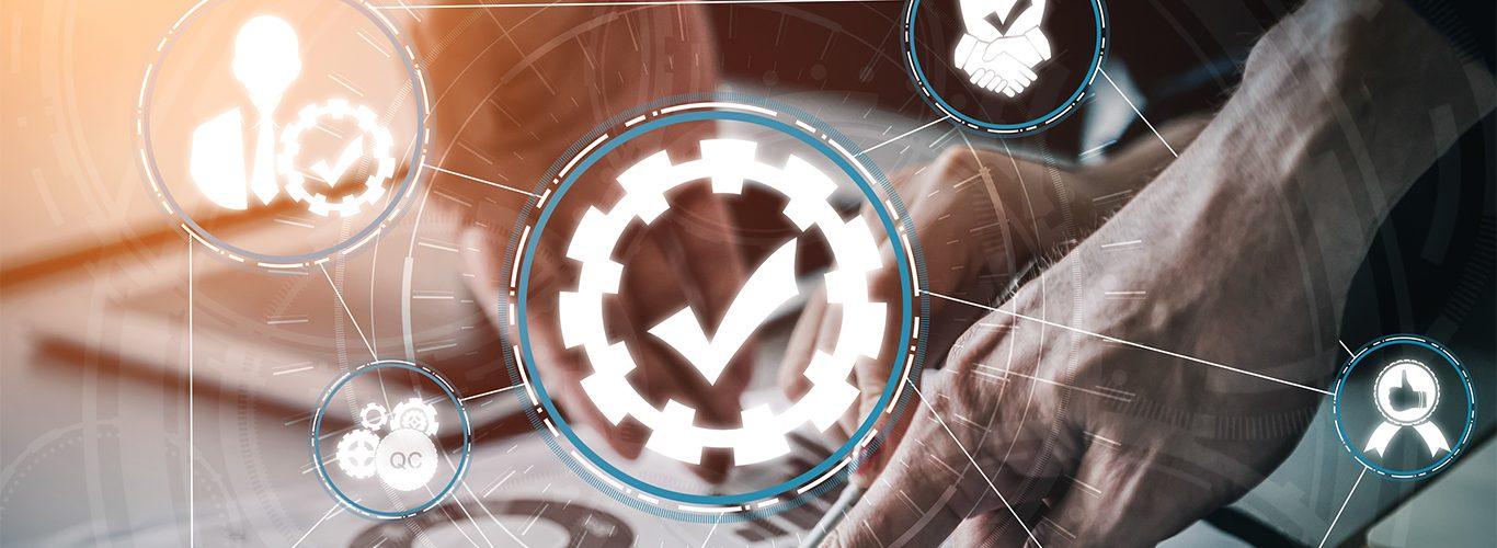 C.25 Trabajos de control de calidad, verificación e inspección de materias de curso de fabricación y en productos terminados del sector
