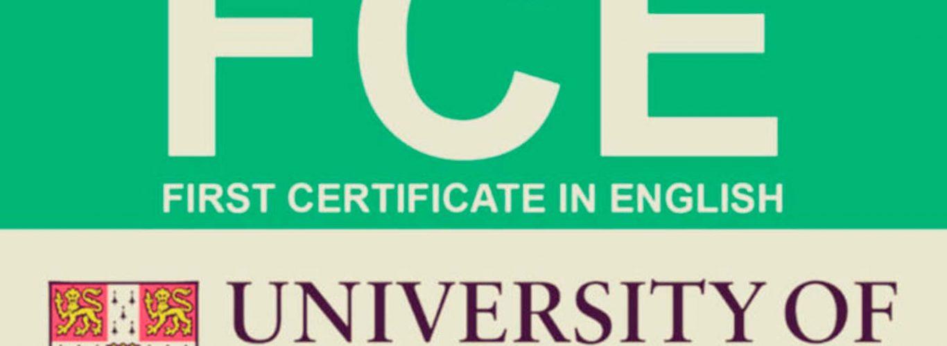 Curso intensivo de Preparación para el First Certificate Exam de Cambridge