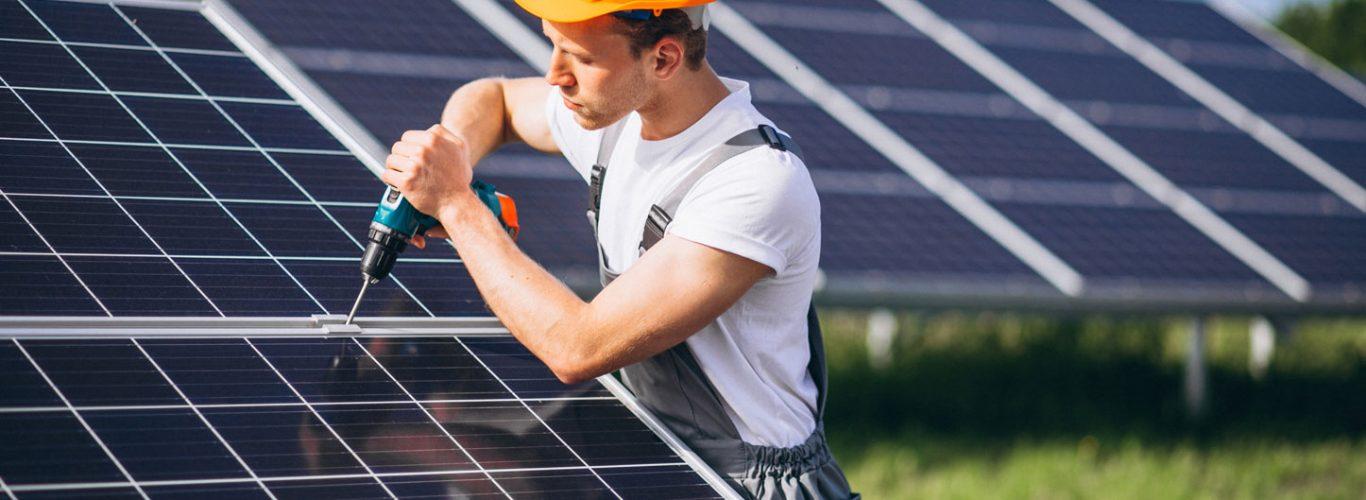 Técnico solar