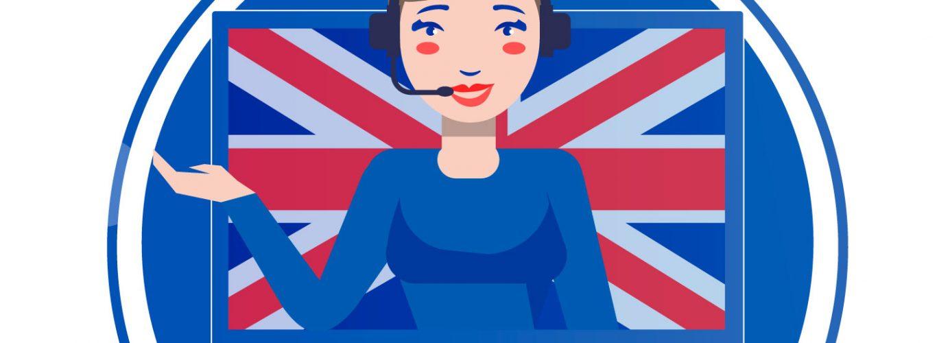 Curso de inglés para la atención del cliente