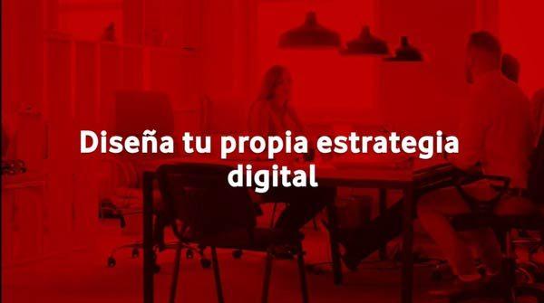Diseña tu propia estrategia digital